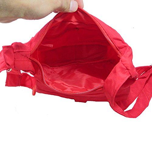 Mano Cross El Mini Red Hombro De Niñas Yourdezire Luz Bolso Messenger Para Mujer Unisex Peso Bandolera Body Tote qwOUSg
