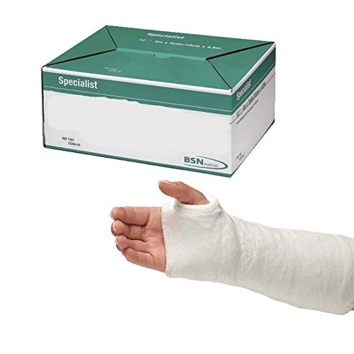 BSN Medical/Jobst 7396 Specialist Plaster Splint, Fast Setting, 5'' Width, 45'' Length (Pack of 200)