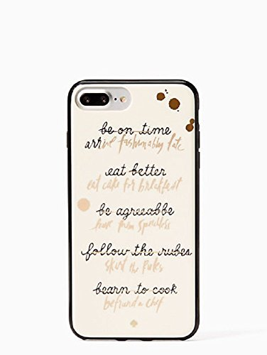 Kate Spade New York Resolutions Comold Case for iPhone 8 Plu