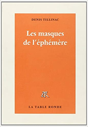 Livres gratuits Les masques de l'éphémère epub pdf