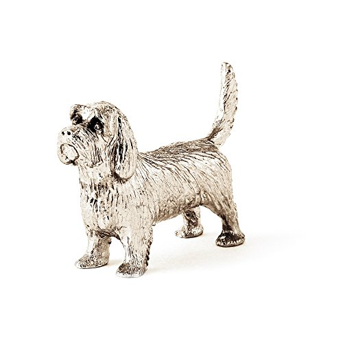 Petit Basset Griffon Vendeen Made in UK Artistic Style Dog Figurine Collection (Basset Griffon Vendeen Figurine)