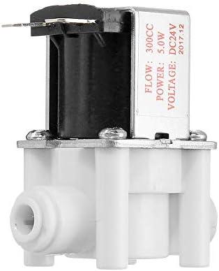 Queenwind DC 24V ソレノイドバルブ電気水入口弁 N/C 制御装置
