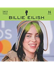 Billie Eilish Calendar 2022: Billie Eilish Official 2022 Monthly Planner, Square Calendar with 18 Exclusive Billie Eilish Photoshoots from September 2021 to December 2022