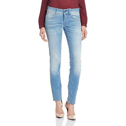 Hot G-Star Raw Women's Lynn Midrise Skinny Mauro Stretch Denim Light Aged Jean for sale