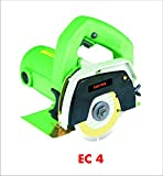 Shopee Electrex Powerful Cutting Machine (1050 W) (13000 Rpm) (110 mm) For Wood/Marble/Tile/Granite/Metal Cutting Free 3Pcs 4' Blade