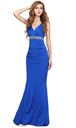 Pageant Prom Evening Formal Gown - 5