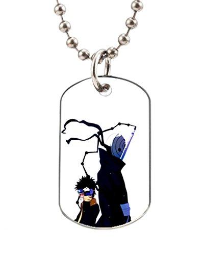 Obito Uchiha Catwoman Arkham City Customized Dog Tag Pet Tags Dogtag Necklace Charm Unique Gift