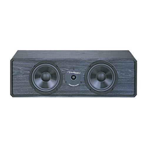"BIC America 6-1/2"" Center-Channel Speaker Black DV62CLRS"