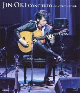 Concierto[コンシエルト]~WINTER TOUR 2011~ [Blu-ray]: Amazon.es: JIN OKI(REGION-A): Cine y Series TV