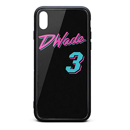 Phone X,Xs,X MaxNon-Slip Shockproof Ultra Slim Fashionable Perfectly Fit Tempered Glass Back Covers Durable PC TPU Scratch Resistant Shockproof Glossy ()