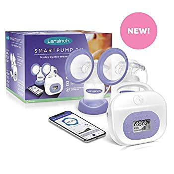 Image of Baby Lansinoh SmartPump 2.0 Double Electric Breast Pump