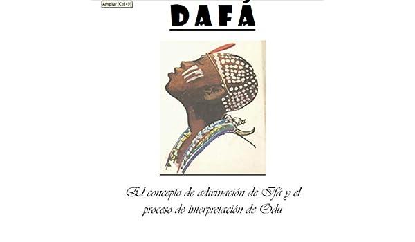 Amazon.com: Libro De Dafa De Ifa (Spanish Edition) eBook ...