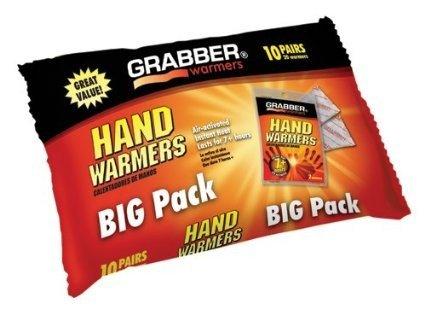Arthritis Hand Warmers J-Hook Poly Bag (Pack of 10) (並行輸入品)   B00HVI63DM