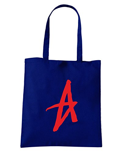 T-Shirtshock - Bolsa para la compra FUN0561 altamont a logo 20053 Azul Marino