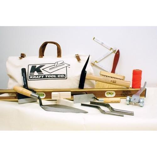 Kraft Tool Company BC901AK, Masonry Apprentice Kit