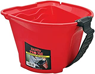 product image for HANDy Pro Red 1/2 gal. Plastic Paint Pail
