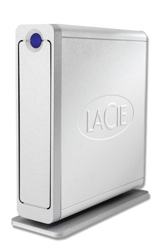 LaCie 500 GB d2 Extreme External Hard Drive with Triple Inte