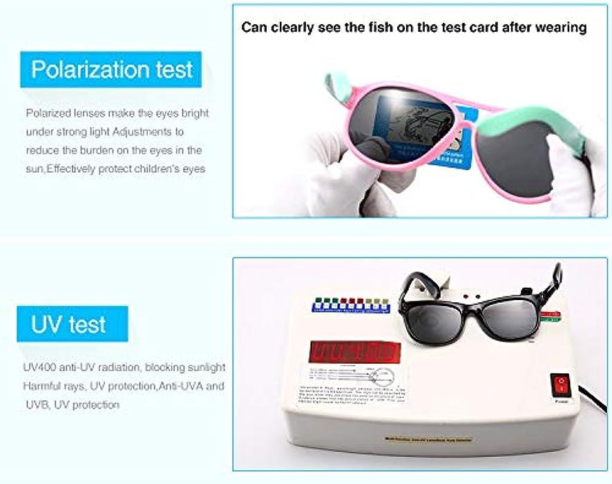 6a4aaa63581 Kids Sunglasses - FEIDU Polarized Sunglasses Girls Child Boys Age 3-10  FDC2149 (BLACK. Back. Double-tap to zoom