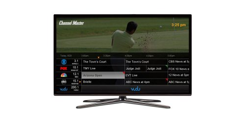 Channel Master DVR+ Bundle - subscription free digital video recorder with web features and channel guide (CM7500BDL3) by Channel Master (Image #2)