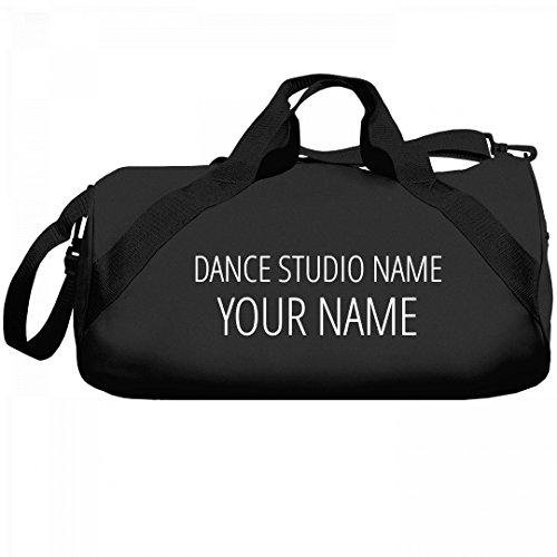 Custom Dance Gym Bag For Dancers: Liberty Barrel Duffel Bag