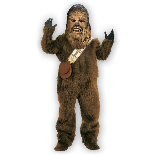 Rubies Star Wars Supreme Edition Adult Chewbacca Costume - Standard | 56107 (Star Wars Chewbacca Costume)