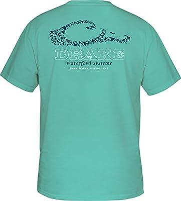 Drake Men's Logo Short Sleeve T-Shirt