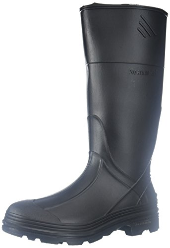 Ranger Splash Series Youths' Rain Boots, Black (76002), size - 5