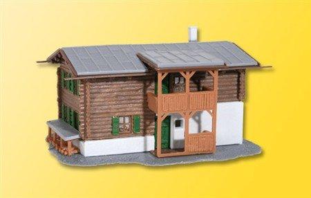 N Scale Mnt houses Sertig 2/