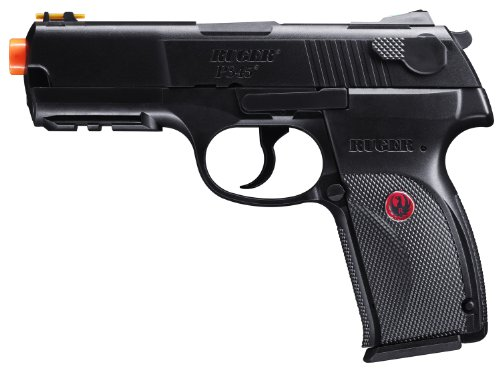 Ruger P345PR Airsoft Pistol, Black airsoft gun