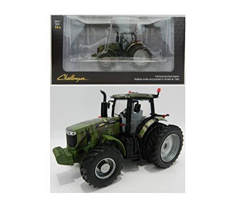 2018 New 1:64 Green CAMO Challenger MT685E Tractor w/DUALS Nib Rare Diecast Vehicle