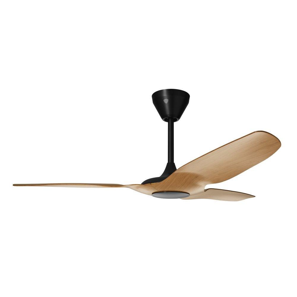 Exceptionnel Amazon.com: Haiku Home HK52CB L Series Indoor, Wi Fi Enabled Ceiling Fan  With LED Light, Works With Alexa, Caramel/Black: Home Improvement