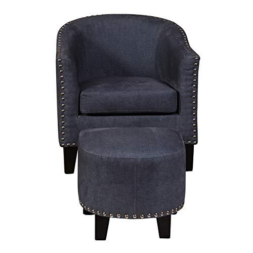 Amazon Com Pulaski Ds 2278 900 118 Barrel Accent Chair