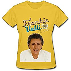 Frankie Valli And The Four Seasons World Tour T Shirt For Women