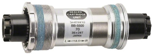 SHIMANO BB-5500 105 Bottom Bracket (68x118.5-mm)