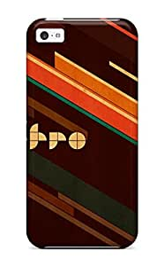 Premium Protection Retro Case Cover for ipod Touch 4 - Retail Packaging