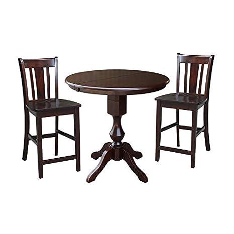 Groovy Amazon Com International Concepts K15 36Rxt 11P S102 2 36 Beatyapartments Chair Design Images Beatyapartmentscom