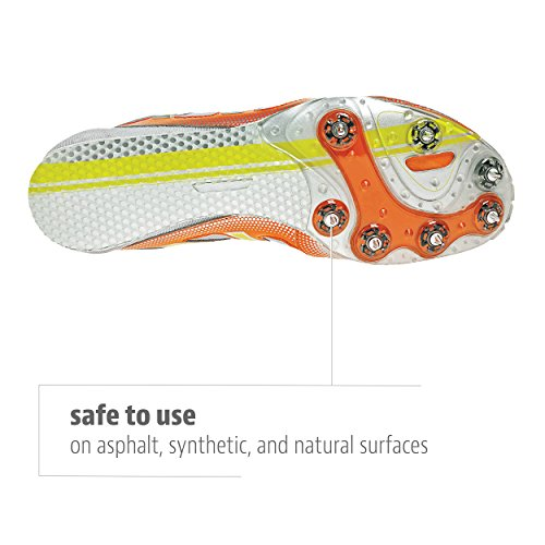 Sof Sole Replacment Steel Track Spikes for Running Shoes