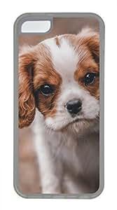 LJF phone case iphone 4/4s case, Cute Meet Dog iphone 4/4s Cover, iphone 4/4s Cases, Soft Clear iphone 4/4s Covers