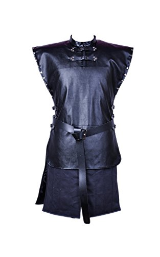 CosTop Game of Thrones Jon Snow Knights Watch Cosplay Costume for Man and Child, Medium by BEAUTY PLUS (Image #1)