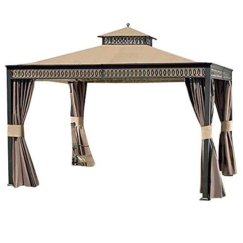 Garden Winds Living Home 10 x 12 Gazebo Replacement Canopy