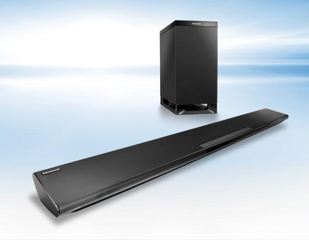 Panasonic SC-HTB580EGK 3.1 Soundbar System schwarz: Amazon