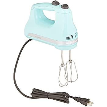 KitchenAid KHM512IC 5-Speed Ultra Power Hand Mixer, Ice
