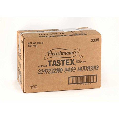 Conagra Fleischmanns Tastex Colored Margarine, 50 Pound - 1 - Fleischmanns Margarine