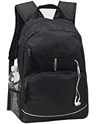Goodhope Bags School Backpack - black