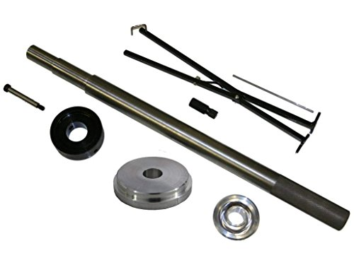 MBS Mfg Engine Alignment Tool with Gimbal Bearing, Grease Seal, Bellow Sleeve, Hinge Pin, and Bellow Expander Tools (Bearing Grease Seals)