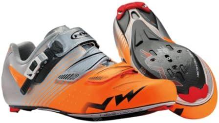 Northwave 80141003-72 - Zapatillas de ciclismo, talla 42: Amazon ...