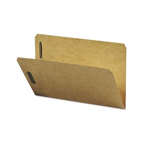Kraft K Style Fastener Folders, Straight Cut, Top Tab, Legal, Brown, 50/Box, Sold as 50 Each hot sale