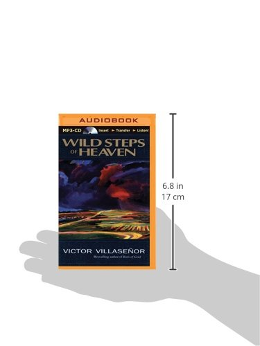 wild steps of heaven amazon co uk victor villasenor dick hill  wild steps of heaven amazon co uk victor villasenor dick hill 0889290329202 books