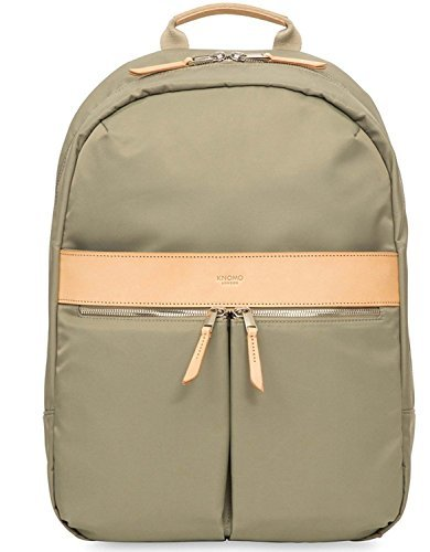 Knomo Mayfair Beauchamp 14'' Backpack (Papaya) by Knomo