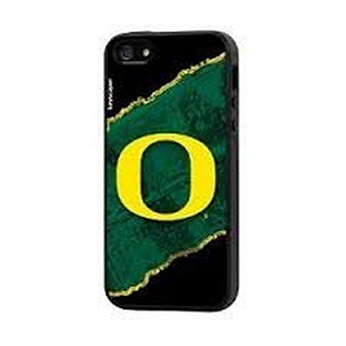 (Bama NCAA Licensed Rugged iPhone 5 Phone Case (Oregon Ducks))